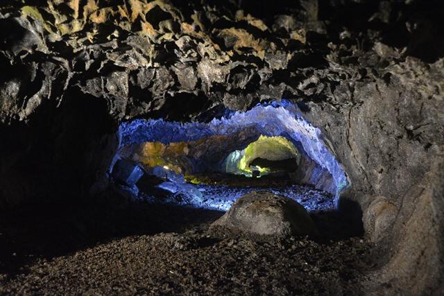 Bezienswaardigheden Madeira - Grotten van Sao Vicente