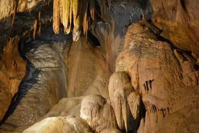 Grotte di Su Mannau - Bezienswaardigheden Sardinië