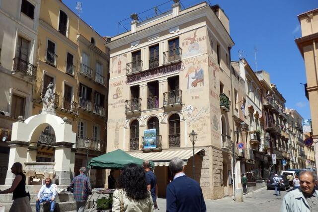 Iglesias - Bezienswaardigheden Sardinië