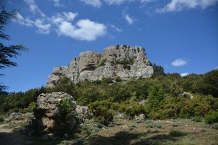 Sardinië - Monte Novo San Giovanni
