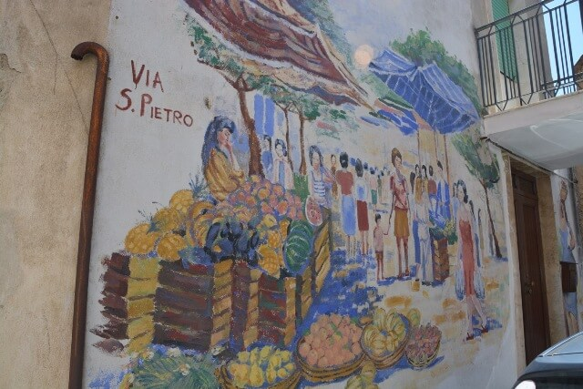 Orgosolo - Bezienswaardigheden Sardinië