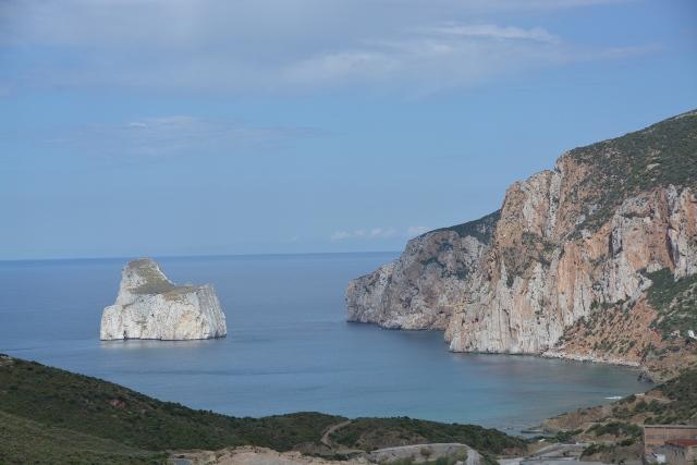 Sardinië - Westkust - Pan di Zucchero