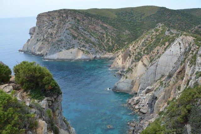 Canal Grande - Westkust Sardinië