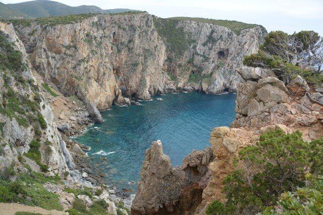 Porto Sciusciau - Westkust Sardinië