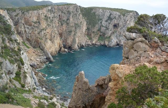 Sardinië - Westkust - Porto Sciusciau