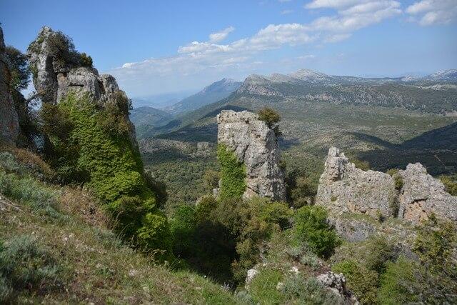 Monte Novo San Giovanni - Bezienswaardigheden Sardinië