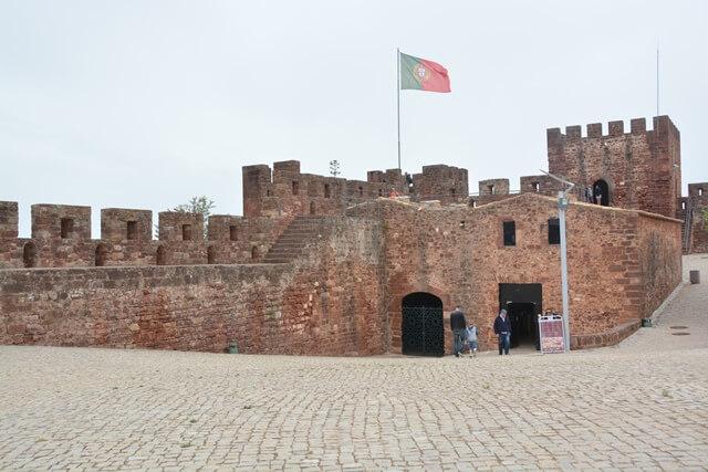 Kasteel Silves Algarve