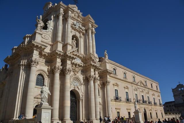 Dom Ortigia Siracusa - Sicilië bezienswaardigheden