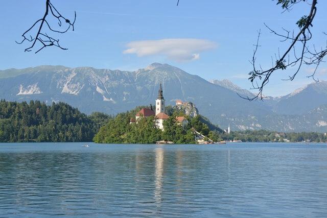 Meer van Bled - Slovenië
