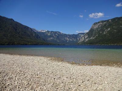 Meer van Bohinj en Savica waterval