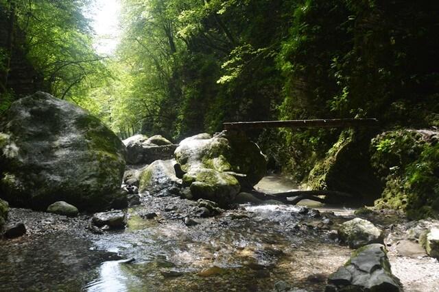 Wandelen Kozjak waterval - Triglav N.P.