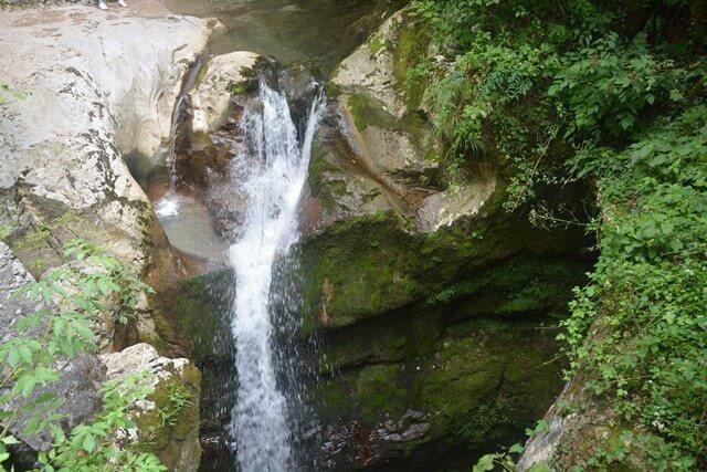 Kleine Kozjak waterval - Triglav N.P.