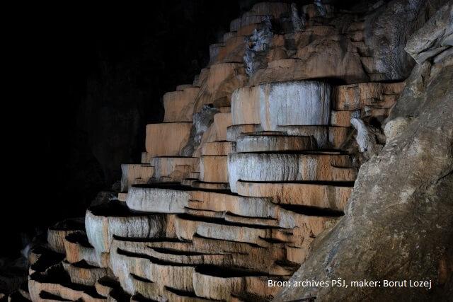 Grotten van Škocjan - 'Ponvice' (tour 1)
