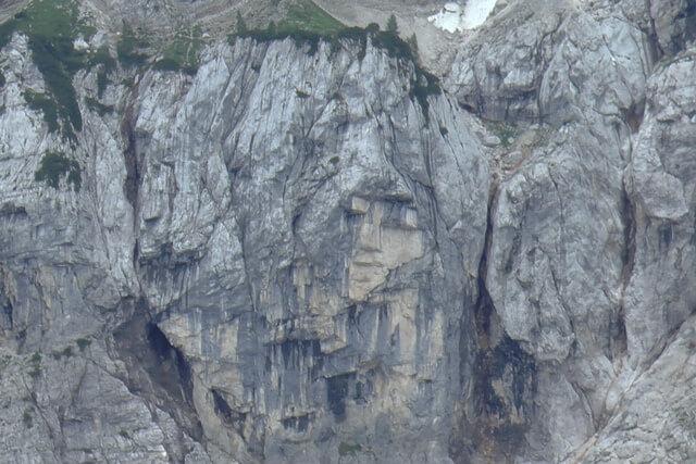 Vrsic pas - Slovenië