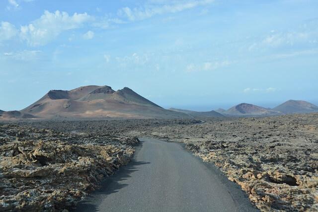 Mooiste natuur Lanzarote - Nationaal Park Timanfaya