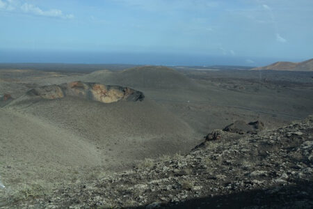 Nationaal park Timanfaya Lanzarote