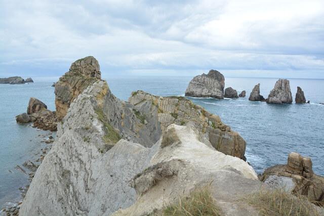 Urros de Liencres - Cantabrië, Noord West Spanje