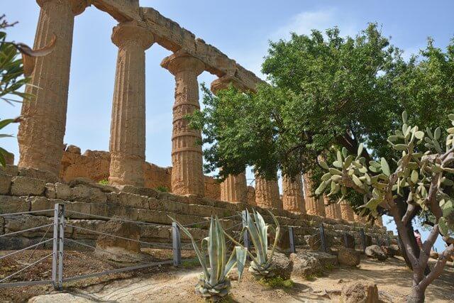 Valle dei Templi - Sicilië bezienswaardigheden