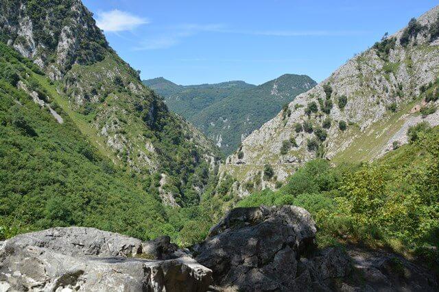 Xanas Kloof - Asturië, Noord West Spanje